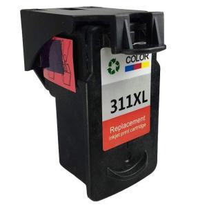 キャノン BC311対応インク 純正互換リサイクルインク 3色カラー(Tri-color)