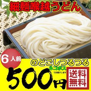 ポイント消化 500 お試し 食品 うどん 讃岐...の商品画像