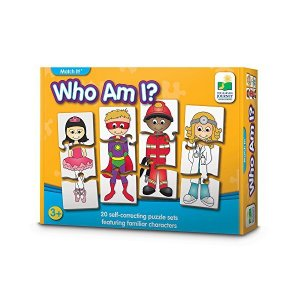 The Learning Journey Match It! Who Am I? The Learn...