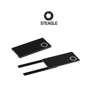STEAGLE ORIGINAL (Black) Laptop Webcam Cover for y...