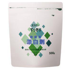 エスケー石鹸 すっきり漂白剤  500g|nm-asteria