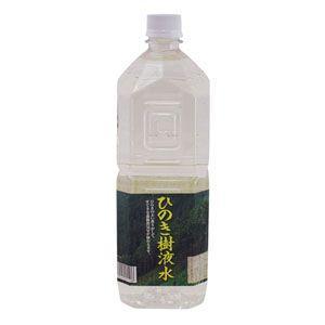 喜多製材所 ひのき樹液水 詰替用 1000ml|nm-asteria