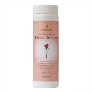 ハイパープランツ ナチュラルアロマバス Feerie de roses|nm-asteria
