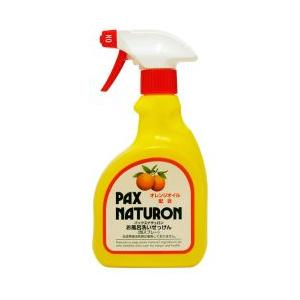 太陽油脂 パックスナチュロン お風呂洗い石けん 泡スプレー|nm-asteria