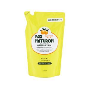 太陽油脂 パックスナチュロン お風呂洗い石けん 詰替用|nm-asteria