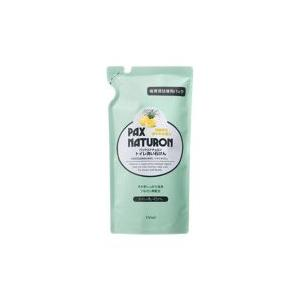 太陽油脂 パックスナチュロン トイレ洗い石けん詰替用 350ml|nm-asteria