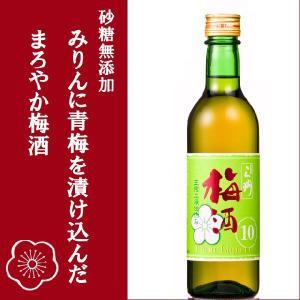 角谷文治郎商店 三州梅酒10 360ml|nm-asteria