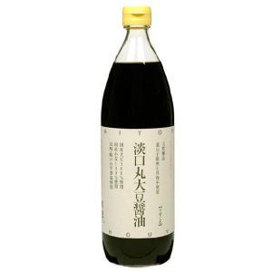 大徳醤油 淡口(うすくち)丸大豆醤油 900ml...