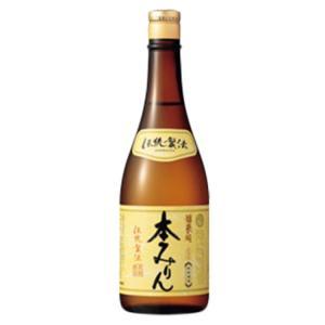 福来純 伝統製法 熟成本みりん 500ml 白扇酒造|nm-asteria