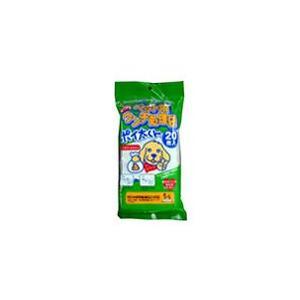 サンテック ペット用ウンチ処理袋ポイ太くん(20枚入)