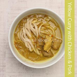 鶏と豚肉のイエローカレー|nnl