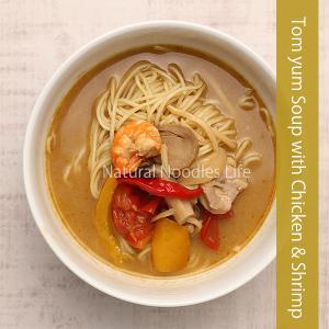 鶏と海老のトムヤムスープ|nnl