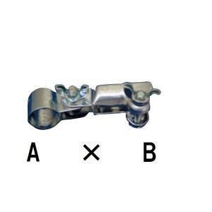 ビニールハウス用ユニバーサルロング  25mm×22mm