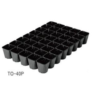 育苗連結ポット 7.5cm 縦5列×横8列