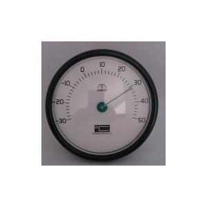 バイメタル式 丸型温度計  10cm