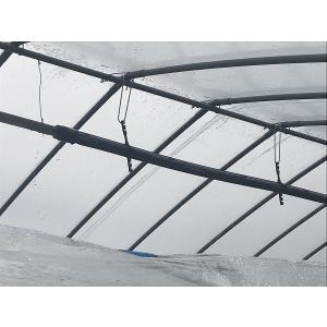低コスト 簡単設置 均一散水 熱変形なし 管割れなし  ※スミサンスイR用ハンガー、ごくらく18cm...