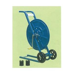 灌水チューブの移動、巻取り、収納作業に最適です。 潅水チューブの巻き取り・移動・収納作業が、グンと楽...