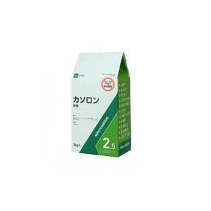 除草剤 農薬 カソロン粒剤2.5 3kg|nns