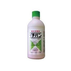殺菌剤 農薬 イチバン 500ml|nns