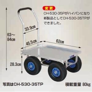 愛菜号 大きいコンテナ1個用 CH-530-35TP(アルミ板付)|nns