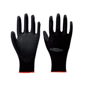 作業用手袋 ケミソフトブラック M   |nns
