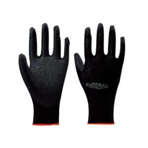 作業用手袋 ケミソフトブラック L   |nns