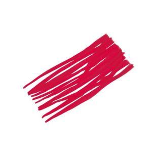包装用ネット 赤 35cm100本|nns