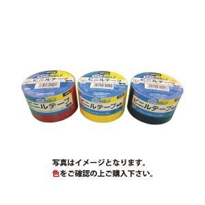 ビニールテープ 0.2mmX5cmX20m 赤|nns