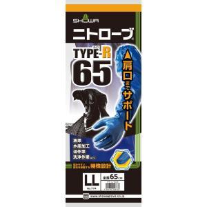 ニトローブ TYPE-R 65 LL|nns