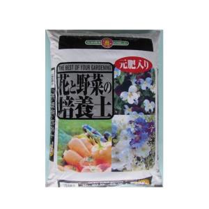 S・B 花と野菜の培養土 25L|nns