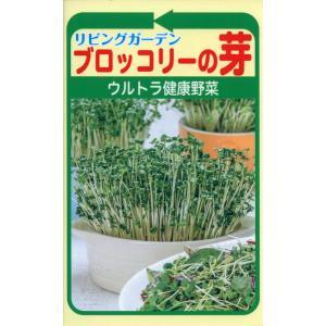 ブロッコリーの芽 種子 たね 品番3558|nns