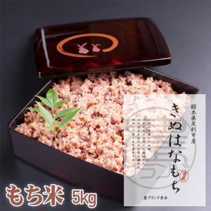 もちみのり 新米 もち米 5kg 28年度 栃木県産 日本の名水百選の出流原湧水を使用