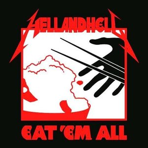 【HELL AND HELL】ヘルアンドヘル「EAT 'EM ALL」CD