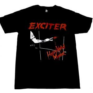 カナダのスラッシュメタル EXCITER バンドTシャツです アメリカのオフィシャルショップからの輸...
