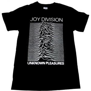 JOY DIVISION「UNKNOWN PLEASURES」Tシャツ