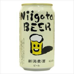 地ビール クラフトビール 新潟麦酒 新潟麦酒缶 330ml 24本セット|no18