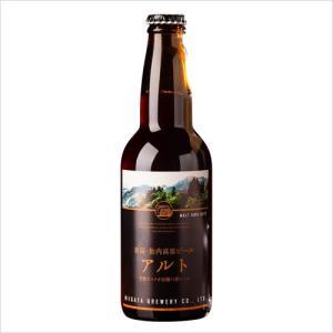 地ビール クラフトビール 胎内高原ビール アルト 330ml 12本セット|no18