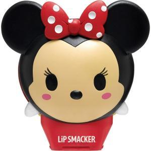 ディズニーツムツム Minnie Mouse ストロベリーロリポップ 【リップスマッカー】 Lip Smacker|noabeauty