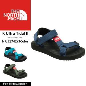 ノースフェイス THE NORTH FACE  K Ultra Tidal2(17cm 18cm 1...