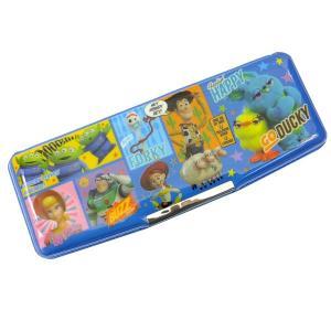 トイストーリー 27104 両面ペンケース Disney ディズニー キャラクター 筆箱 マグネット 収納 文具 事務用品 筆記用具 収納 noahs-ark