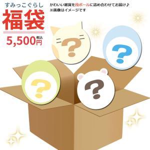 2021年 福袋 (アイテム数は、9点前後)雑貨 すみっコぐらし sm-fuku5500 【予約商品 10月26日より順次発送予定】 noahs-ark