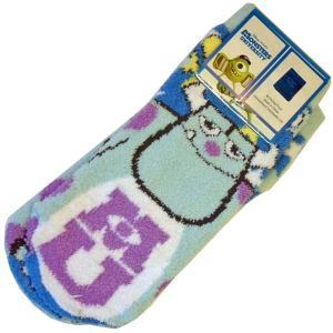 選べる3P¥1,110対象商品/FRR593 モコモコソックス(女性用23〜25cm) 「Disney(ディズニー)/サリー」 靴下/もこもこ/ふわふわ/温 noahs-ark