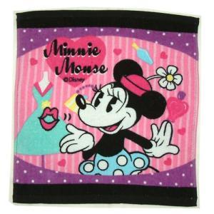 選べる3P¥555対象商品/Disney ハンドタオル 「ミニーPU/ディズニー」53911/ウォッシュ/手拭き/ハンカチ/おしぼり/レジャー noahs-ark