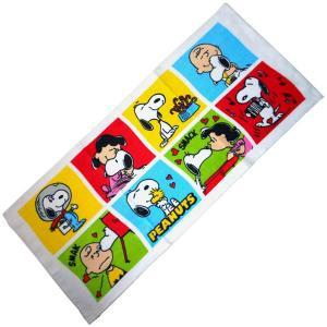 選べる3P¥1,110対象商品/25890/Y'S TRADING/【PEANUTS】キャラクターフェイスタオル(スヌーピーF)/キャラクター/綿/洗顔/手洗い/外出/携帯/手拭|noahs-ark