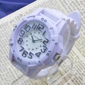 【DM便発送可】ASD036-1/【Fild work/フィールドワーク】腕時計 ファッションウォッチ ラボコン ラバーベルト(ホワイト)/バンド/リスト/Watch/ファッション noahs-ark