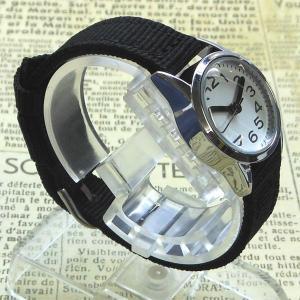 【DM便発送可】ASS110-6/【Fild work/フィールドワーク】腕時計 ファッションウォッチ(プチナ/ブラック)/バンド/リスト/Watch/ファッション/ハンド noahs-ark