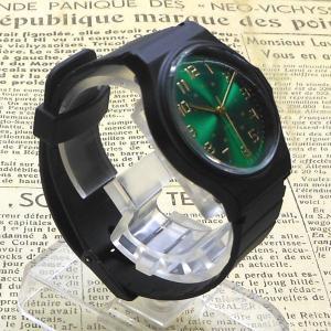 【DM便発送可】DT108-20/【Fild work/フィールドワーク】腕時計 ファッションウォッチ「ハービー」(グリーン)/バンド/リスト/Watch/ファッション/ハンド noahs-ark