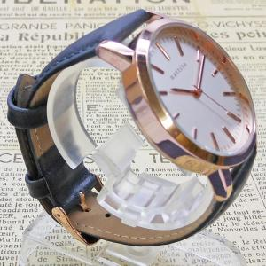 【DM便発送可】QKS136-3/【Fild work/フィールドワーク】腕時計 ファッションウォッチ「ダニー」(ブルー)/バンド/リスト/Watch/ファッション/ハンド noahs-ark
