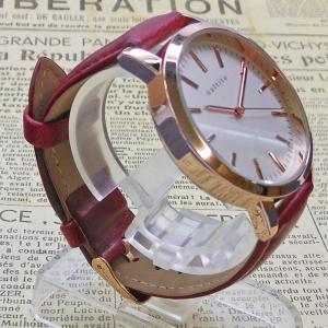 【DM便発送可】QKS136-4/【Fild work/フィールドワーク】腕時計 ファッションウォッチ「ダニー」(レッド)/バンド/リスト/Watch/ファッション/ハンド noahs-ark