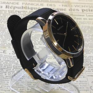 【DM便発送可】QKS137-6/【Fild work/フィールドワーク】腕時計 ファッションウォッチ「エルー」(ブラック)/バンド/リスト/Watch/ファッション/ハンド noahs-ark